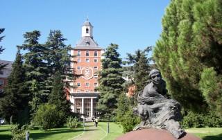 conferencia sobre fotografía en la universidad