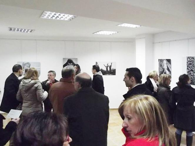 Exposicion Eduardo Rivas En La Fundacion Bruno Alonso
