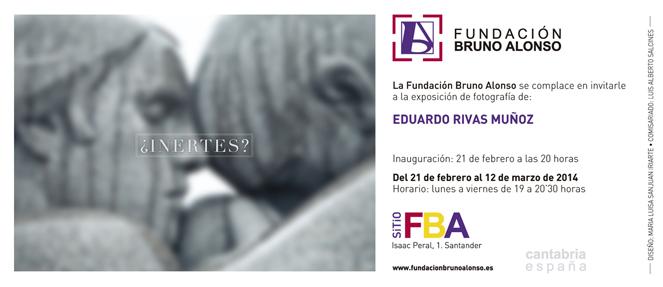 Inertes Exposicion Eduardo Rivas