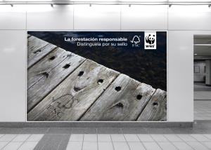 ejemplo de diseño de valla de publicidad