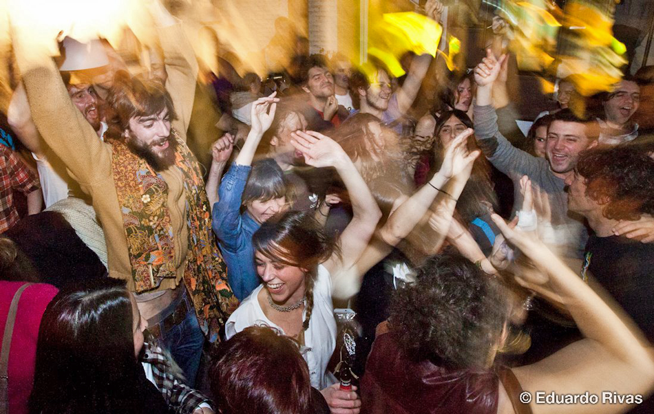 fiesta evento en el umma santander