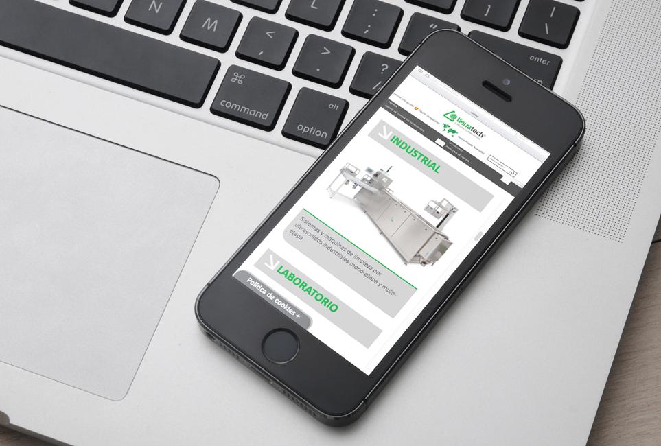 diseño web en cantabria para empresas y particulares