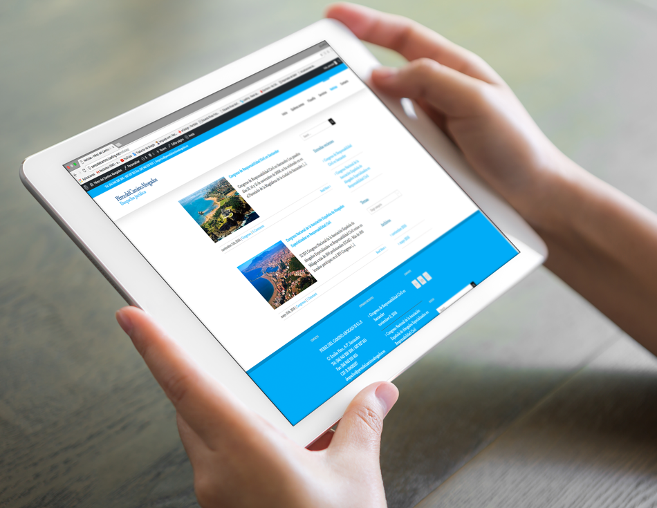 diseño de paginas web en santander para empresas y negocios